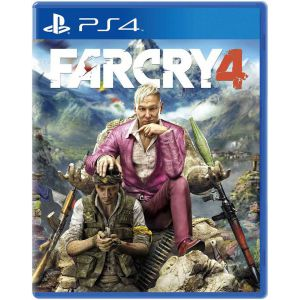 Far Cry 4 PS4 русская версия