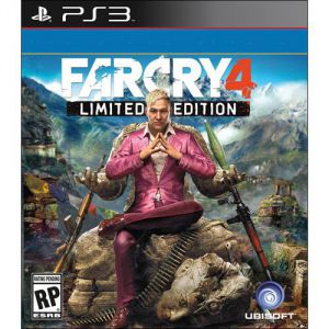 Far Cry 4 PS3 русская версия