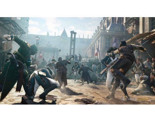 Фото №4 - Assassin's Creed Unity PS4 русская версия