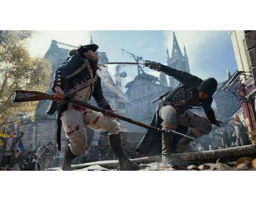 Фото №5 - Assassin's Creed Unity PS4 русская версия