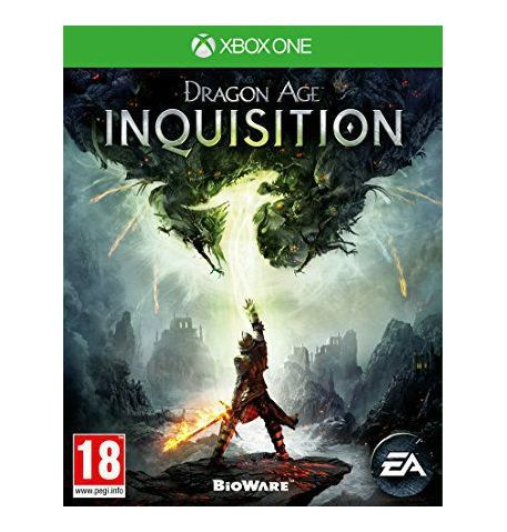 Фото №1 - Dragon Age: Inquisition Xbox ONE