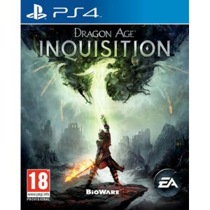 Dragon Age: Inquisition PS4 русская версия