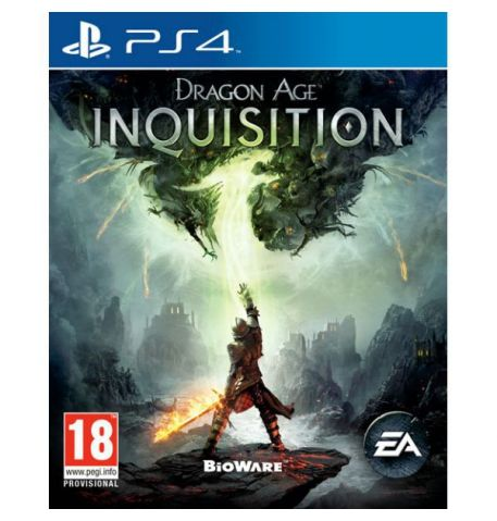 Фото №1 - Dragon Age: Inquisition PS4 русская версия