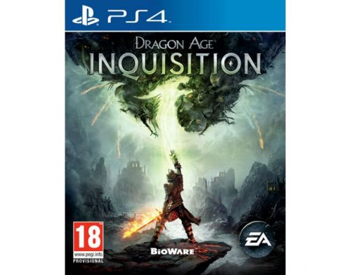 Фото №2 - Dragon Age: Inquisition PS4 русская версия