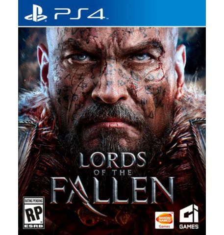 Фото №1 - Lords of the Fallen PS4 русские субтитры