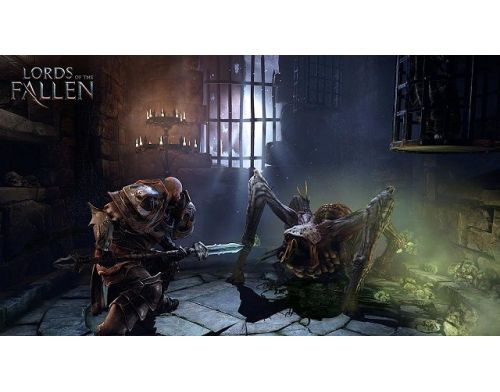 Фото №5 - Lords of the Fallen PS4 русские субтитры