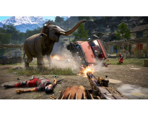 Фото №6 - Far Cry 4 Xbox ONE