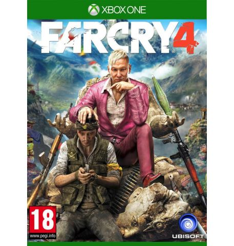 Фото №1 - Far Cry 4 Xbox ONE