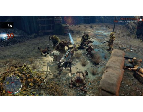 Фото №3 - Middle-earth: Shadow of Mordor PS3 русская версия