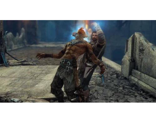 Фото №5 - Middle-earth: Shadow of Mordor PS3 русская версия