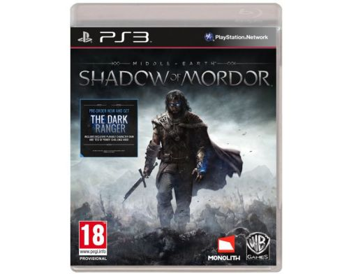 Фото №2 - Middle-earth: Shadow of Mordor PS3 русская версия