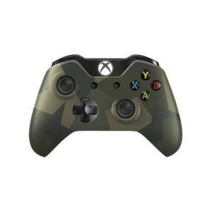 Xbox One Wireless Controller Camouflage