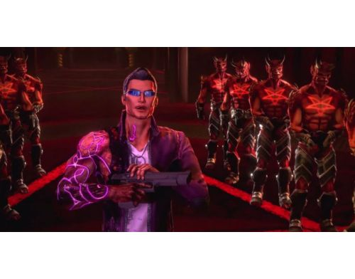 Фото №6 - Saints Row: Gat Out Of Hell PS4 русская версия