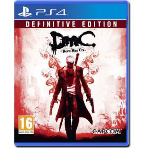 Devil May Cry Definitive Edition PS4 русские субтитры