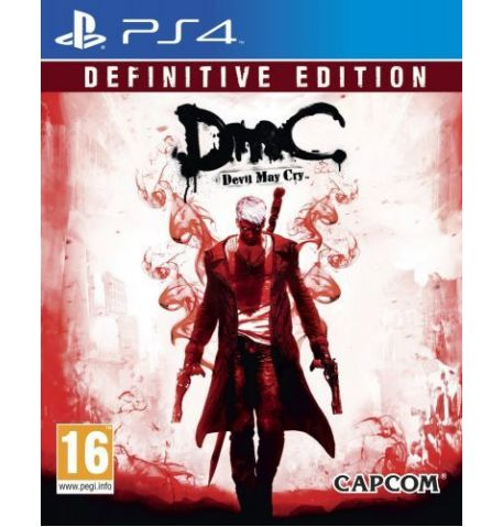 Фото №1 - Devil May Cry Definitive Edition PS4 русские субтитры