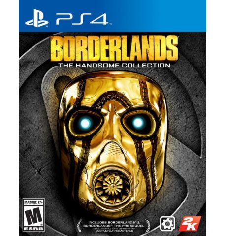 Borderlands 2 The Handsome Collection PS4