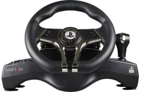 PS4 Hurricane Steering Wheel