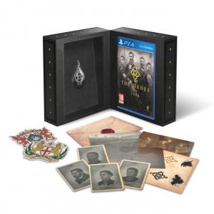 The Order: 1886 Collector's Edition PS4 русская версия