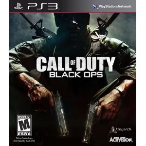 Call of Duty Black Ops PS3 Б.У