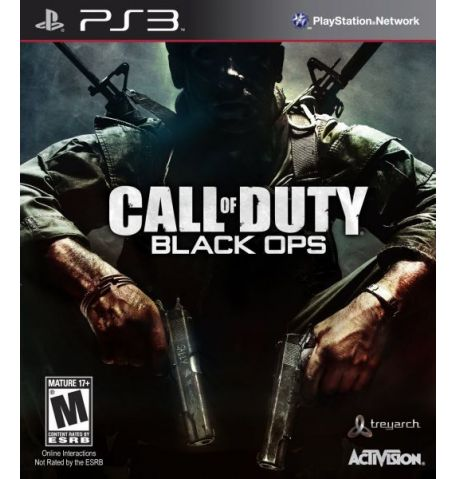 Фото №1 - Call of Duty Black Ops PS3 Б/У