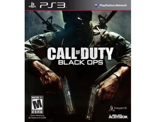 Фото №2 - Call of Duty Black Ops PS3 Б/У