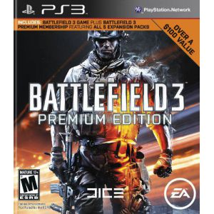 Battlefield 3 Premium Edition PS3 (б/у)