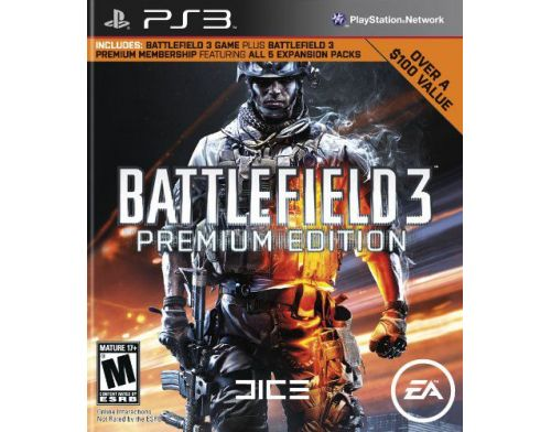 Фото №2 - Battlefield 3 Premium Edition PS3 (б/у)