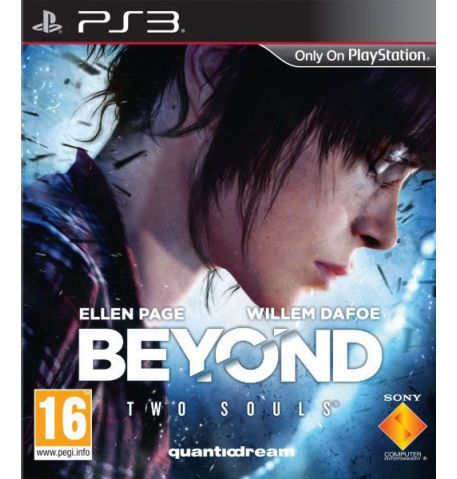 Фото №1 - Beyond: Two Souls PS3 русская версия