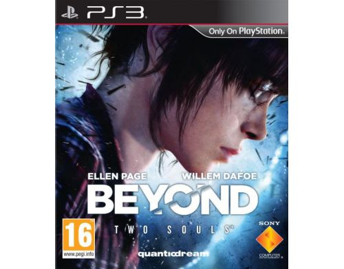 Фото №2 - Beyond: Two Souls PS3 русская версия
