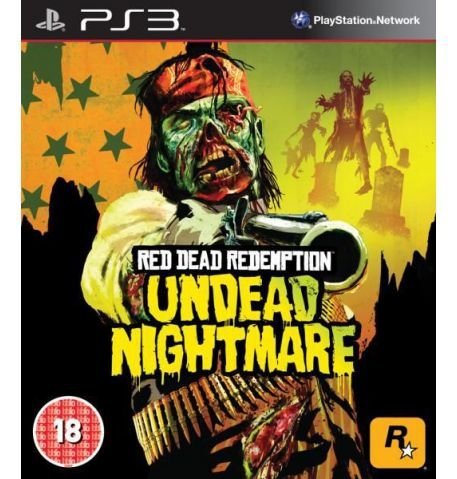Фото №1 - Red Dead Redemption Undead Nightmare PS3 Б.У