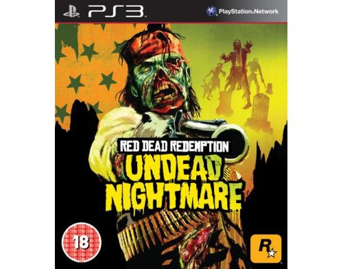Фото №2 - Red Dead Redemption Undead Nightmare PS3 Б.У