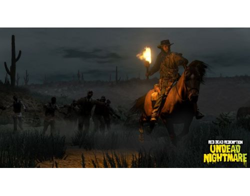 Фото №3 - Red Dead Redemption Undead Nightmare PS3 Б.У