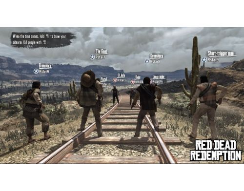 Фото №6 - Red Dead Redemption Undead Nightmare PS3 Б.У