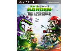 Plants vs. Zombies Garden Warfare PS3 русская версия