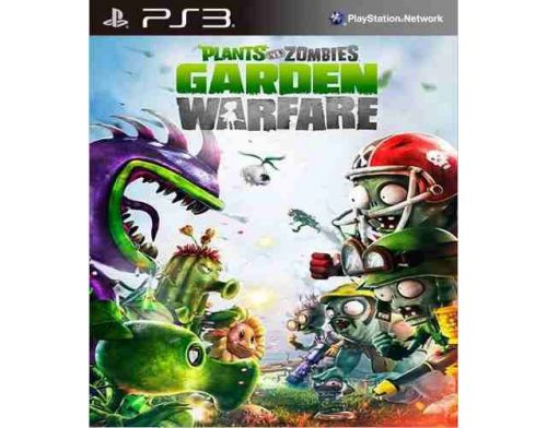 Фото №2 - Plants vs. Zombies Garden Warfare PS3 русская версия