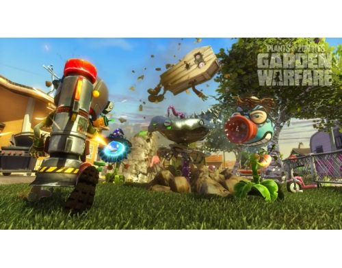 Фото №3 - Plants vs. Zombies Garden Warfare PS3 русская версия