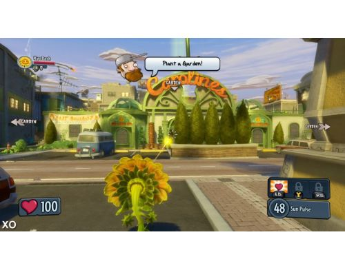 Фото №6 - Plants vs. Zombies Garden Warfare PS3 русская версия