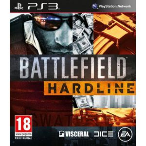 Battlefield Hardline PS3 русская версия