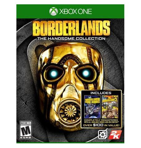 Фото №1 - Borderlands 2 The Handsome Collection Xbox ONE