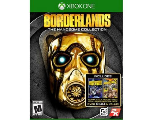 Фото №2 - Borderlands 2 The Handsome Collection Xbox ONE