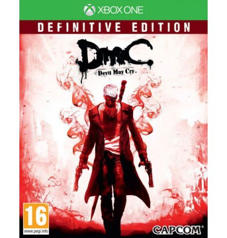 Фото №1 - Devil May Cry Definitive Edition Xbox ONE