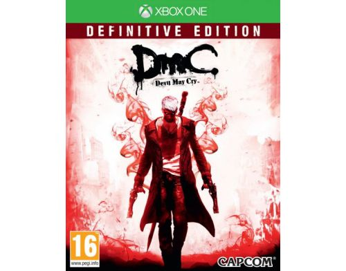 Фото №2 - Devil May Cry Definitive Edition Xbox ONE