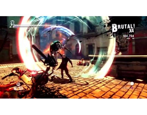 Фото №7 - Devil May Cry Definitive Edition Xbox ONE