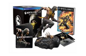 купить Mortal Kombat X PS4 Киев