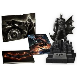 Batman: Arkham Knight Limited Edition PS4 русские субтитры