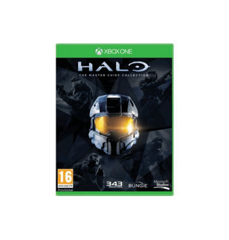 Фото №1 - Halo: The Master Chief Collection Xbox ONE