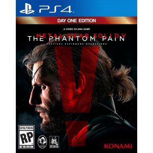Metal Gear Solid 5 The Phantom Pain PS4 русские субтитры