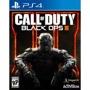 Call of Duty Black Ops 3 PS4 русская версия