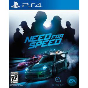 Need for Speed PS4 русская версия