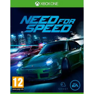 Need for Speed Xbox ONE русская версия